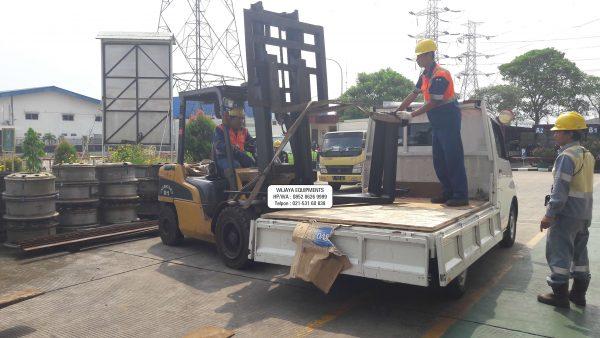 Garpu Forklift Model Pin Murah