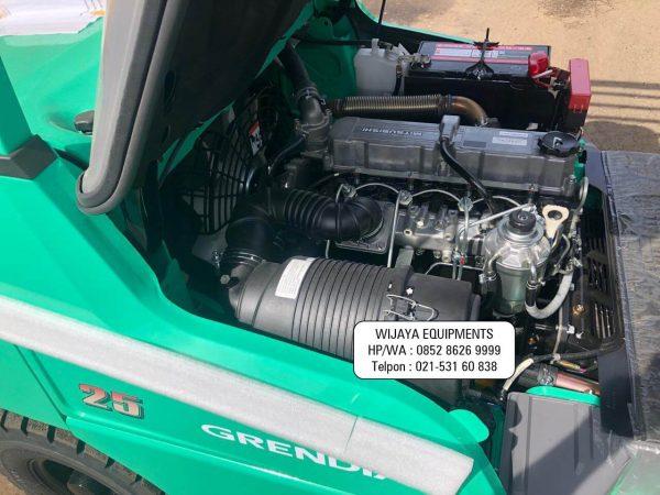 S4S Engine Mitsubishi