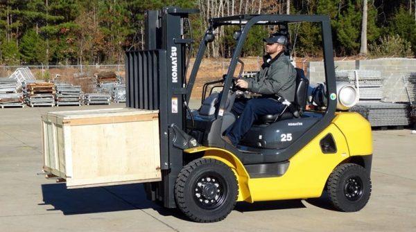 Forklift Komatsu Bekas