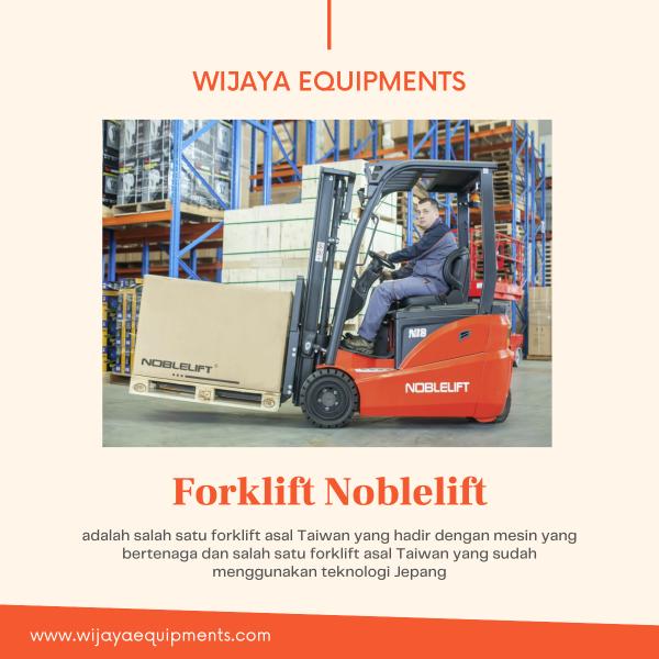 Forklift Noblelift 2.5 Ton