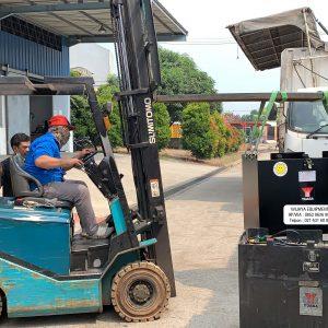 Aki Forklift Sumitomo