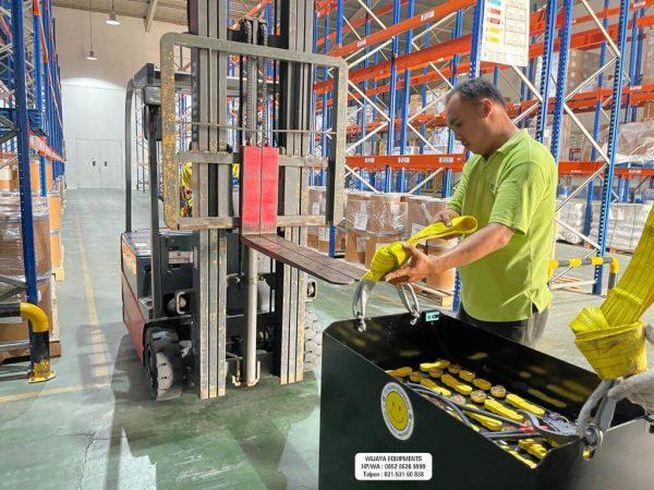 Battery Forklift Linde FB15