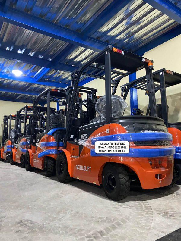 Forklift Noblelift FE4P25N Stock