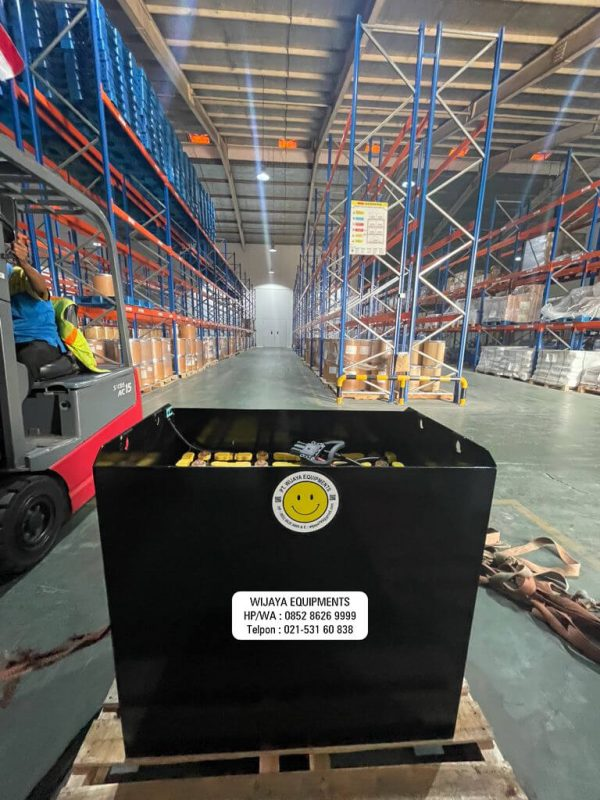 GS Yuasa Battery for Linde Forklift