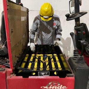 GS Yuasa Battery untuk Forklift LInde