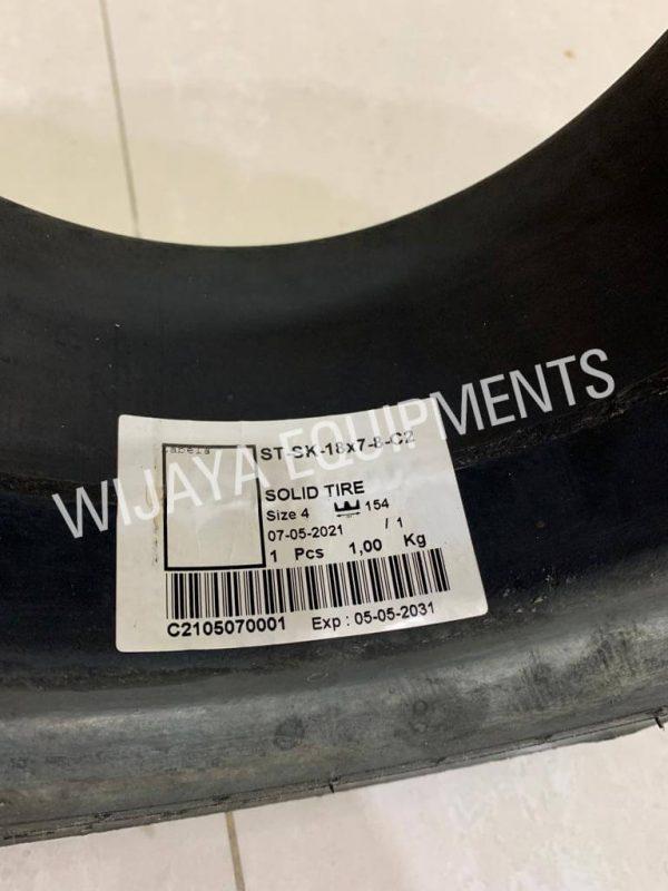 Ban Forklift Solid