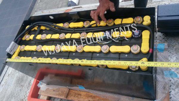Battery Reach Truck Toyota FBR18
