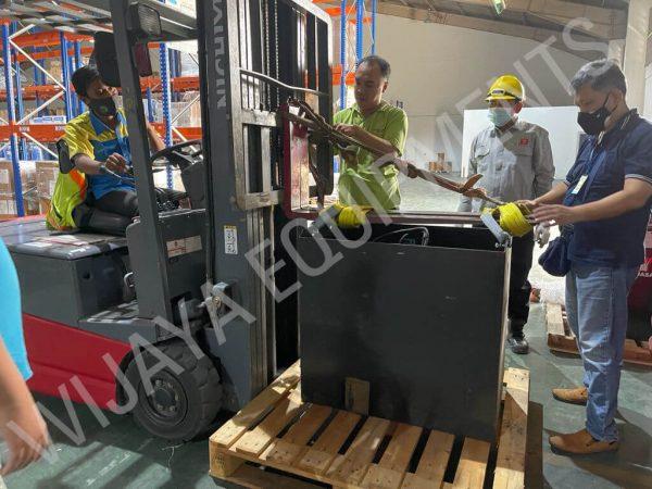 Jual Aki Forklift Cimahi